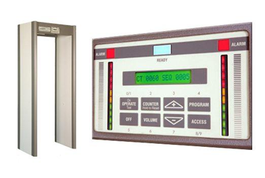 Arcos detectores de metales