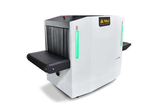 Equipos de inspección de rayos x