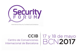 Orcrom Seguridad en Security Forum BCN 2017