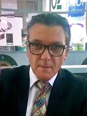 Jesús Condom Bayarri, CEO Orcrom Seguridad
