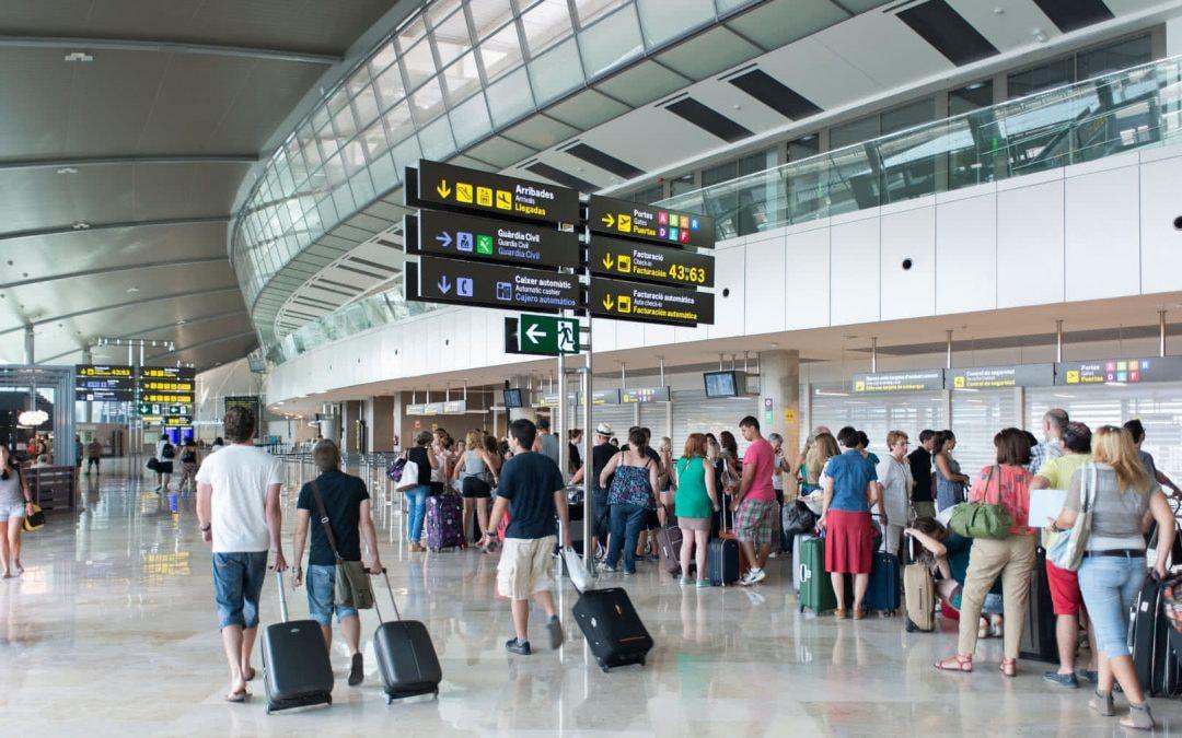 ¿Qué sistemas de seguridad se utilizan en los aeropuertos?