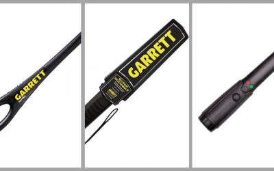 Usos y funciones de los detectores de metales manuales