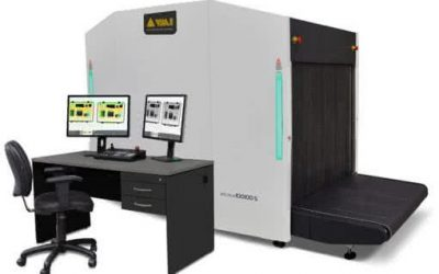 Equipos de rayos X: escaneo total y seguro de personas y equipaje