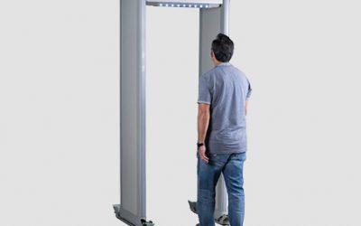 Arcos detectores de metales para una mayor seguridad