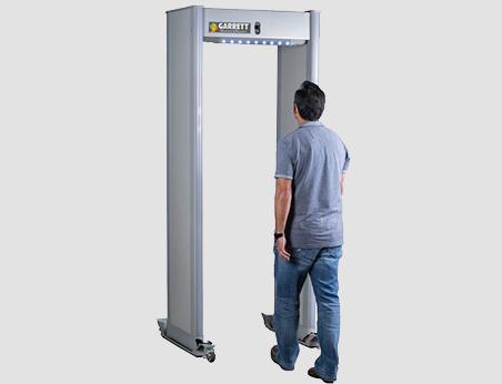 Detectores de metales manuales