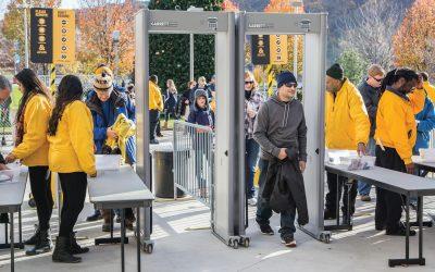 ¿Cómo garantizar la seguridad en eventos deportivos?
